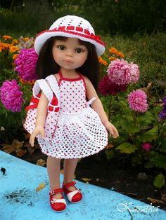 KasatkaDollsFashions: Описание сумочек для кукол ростом 30-40 см (Disney Animators, Baby Face, Paola Reina)