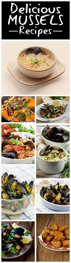 So, what are you waiting for? Start reading and know about those lip smacking mussels recipes!