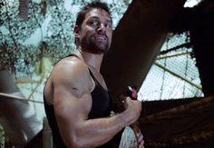Slade Wilson - Manu Bennett from Arrow 2x01 'City of Heroes'