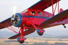 1936 Waco EQC-6