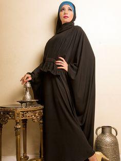 Plisse' Malhafa| Dibaj Fashion Abayas | 2Hijab