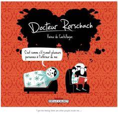Vainui de Castelbajac - Docteur Rorschach