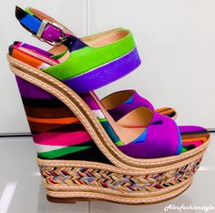 Baldinini Shoes S/S 2015 | shoes ( wedges 1 )