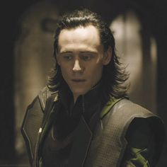 Loki in Avengers gif. I think this was when he was at the makeshift base after stealing the Tesseract.