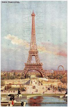 Eiffle Tower - Can't help myself.. she took my breath away!