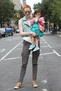"""I asked their story and the woman answered, enthusiastically: """"We're Ely and Smacky!"""" -Humans of New York"""