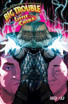 """Preview: Big Trouble in Little China #22, Story: Fred Van Lente Art: Victor Santos Cover: Jeffrey Chamba Cruz Publisher: BOOM! Studios Publication Date: March 16th, 2016 Price: $3.99  &...,  #All-Comic #All-ComicPreviews #BigTroubleInLittleChina #Boom!Studios #Comics #FredVanLente #Jeffrey""""Chamba""""Cruz #previews #VictorSantos"""