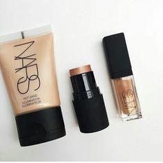 Nars make up Makeup Goals, Makeup Inspo, Makeup Inspiration, Makeup Ideas, Fashion Inspiration, Eyeliner, Mascara, Eyebrows, Kiss Makeup