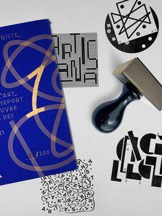 benoît bodhuin - Typographe graphiste