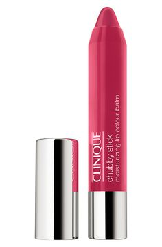 Love that this Clinique lip balm moisturizes and lasts all day.