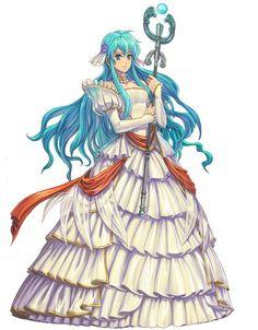Fire Emblem: Awakening, Eirika http://fireemblem.wikia.com/wiki/Eirika#