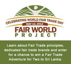 May 12, 2012 World Fair Trade Day