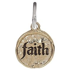 Waxing Poetic Camp Charms Faith by Poetic -- Awesome products selected by Anna Churchill
