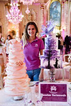 Sanelas Tortenwelt  - Hochzeitstorte in Bückeburg  auf Ja.de