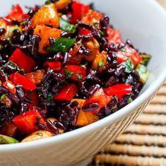 Thai Black Rice Salad (via www.foodily.com/r/Ph5xqWQGB)