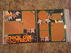 Halloween Layout, cricut title to see more layouts see my sketches board/// alter to be a holiday LO of your choice Album Scrapbook, Scrapbook Layout Sketches, Disney Scrapbook, Baby Scrapbook, Scrapbook Paper Crafts, Simple Scrapbooking Layouts, Digital Scrapbooking, Scrapbook Templates, Scrapbook Designs