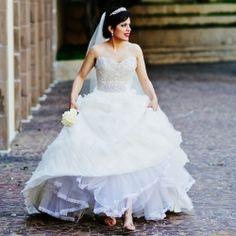 A gorgeous set of bridal portraits!
