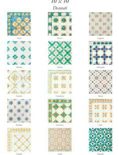 #VietriAntico | ceramiche | collezione mediterranea www.vietriantico.it/