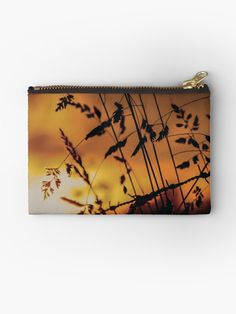 Bring the calming, warm morning sun with you with this georgous Zipper Pouch. Shine all day! Morning Sun, Other Accessories, Zipper Pouch, Calming, Makeup Yourself, Are You The One, Zip Around Wallet, Warm, Purses