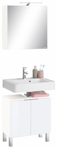 Welltime Spiegelschrank »Malea« | Badmöbel | Pinterest