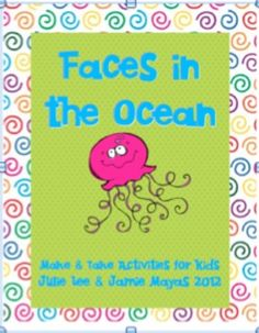 These adorable ocean faces are a great addition to your ocean unit! We've included 6 ocean animals for your kiddos to make that are super easy and ...