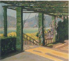 A Villa at the Riviera - Winston Churchill