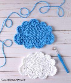 Crochet Applique Patterns Free, Crochet Motif, Diy Crochet, Crochet Designs, Crochet Crafts, Crochet Dolls, Yarn Crafts, Bead Crafts, Crochet Stitches