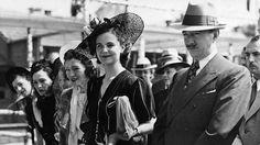 1939: Albanian Royals at Versailles