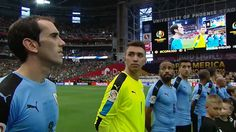 The wrong national anthem was played for Uruguay and it was awkward - http://tickets.fifanz2015.com/the-wrong-national-anthem-was-played-for-uruguay-and-it-was-awkward/ #Football