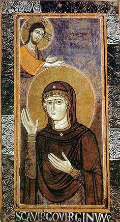 Tavola che si trovava nella Chiesa di Santa Maria in Campo Marzio, Palazzo…