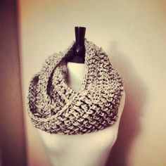 the harvest cowl // oatmeal by OwlsNestCrochet on Etsy, $40.00
