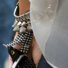spike bracelets and
