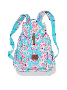 Victoria secret pink backpack