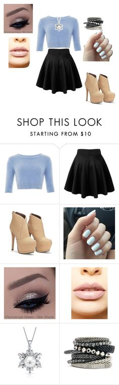 """""""classy"""" by trinitymahomie on Polyvore featuring LASplash, Bling Jewelry, H&M, women's clothing, women's fashion, women, female, woman, misses and juniors"""