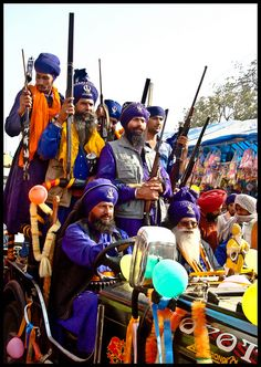 Sikh Festival of Holla Mohalla