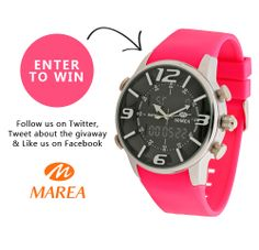 Enter to win https://www.facebook.com/watchwarehouse/photos/a.62377859956.20073.62374179956/10150371330864957/?type=1&comment_id=2021016&ref=notif&notif_t=comment_mention