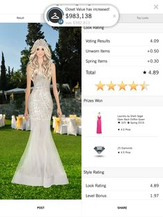 Covet fashion 4.5+ rating