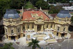 Guanabara Palace - Rio de Janeiro - ancient residence of Crown Princess Isabel of Brazil