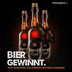 Exquisites Craft-Beer gewinnen! Heute startet unser Facebook-Gewinnspiel!