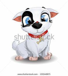 Cartoon dogs Stock Photos, Cartoon dogs Stock Photography, Cartoon dogs Stock Images : Shutterstock.com