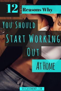 Working out at home can be as effective as a gym workout. and more fun