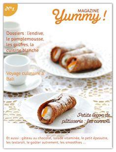 Yummy Magazine , Magazine de recettes de cuisine collaboratif et gratuit