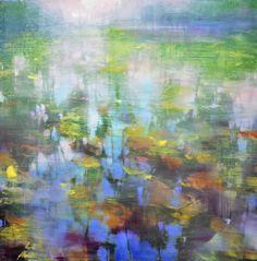 David Dunlop Paintings | David Dunlop fine art painting - Memories of Light