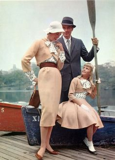1958 fashions for the family.