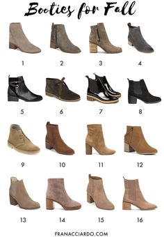 Booties for Every Budget