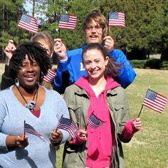 71eeda4f321 Traditional Mini U.S. Flag. Carrot. Us FlagsCarrot TopMemorial ...
