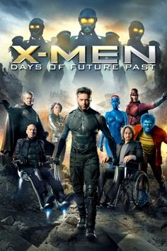 X-Men: Days of Future Past http://encore.greenvillelibrary.org/iii/encore/record/C__Rb1377189
