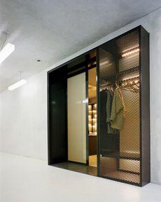 Office Kersten Geers David Van Severen Notary's Office Entrance and Reception Antwerp, Belgium