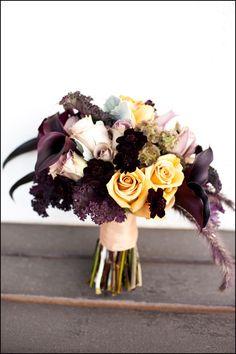 love the deep purple/burgandy