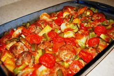 Laura Eats and Runs: Armenian Potato and Meat Bake (KEDNAKUNTZOROV MEES)
